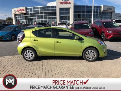 2015 Toyota Prius C KEYLESS,POWER FEATURES & MORE!
