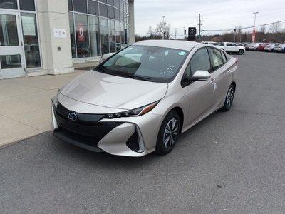 Toyota Prius PRIUS PRIME UPGRADE 2018