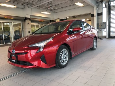 2018 Toyota Prius Technology Upgrade Package!