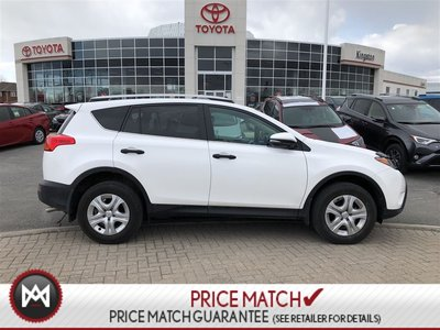 2013 Toyota RAV4 TOYOTA WARRANTY 2020 - ONE OWNER - NO ACCIDENTS