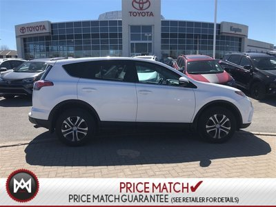 Toyota RAV4 LE AWD LOADED 2016