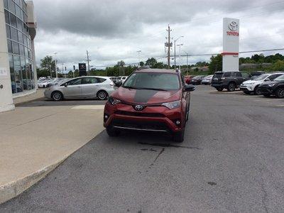 Toyota RAV4 RAV4 AWD XLE 2018