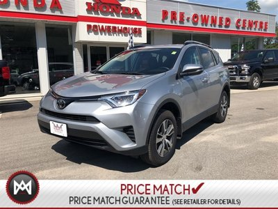 2018 Toyota RAV4 LE* AWD! BACK UP CAM! LIKE NEW! BLUETOOTH!