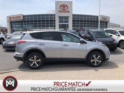 2018 Toyota RAV4 LE AWD - LOW KM - SAVE$$