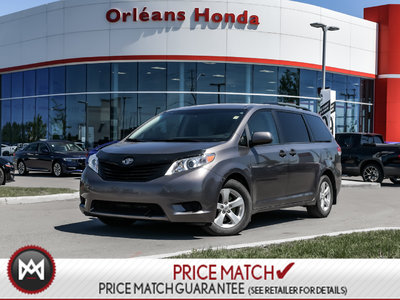 2011 Toyota Sienna LE, REMOTE START, LOW KMS