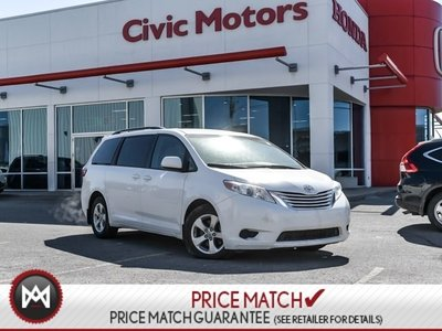 2017 Toyota Sienna LE 8 Passenger - Bluetooth, Back UP Camera