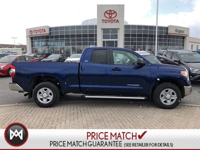2014 Toyota Tundra SR DOUBLE CAB - NO ACCIDENTS - CAMERA - BLUETOOTH