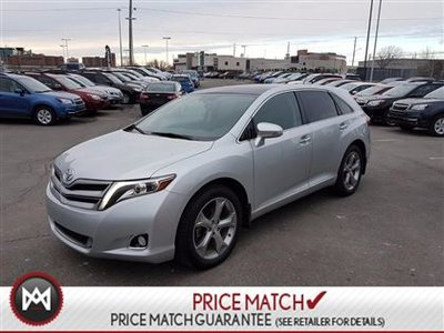 2014 Toyota Venza Limited V6 Beautiful Condition Loaded!