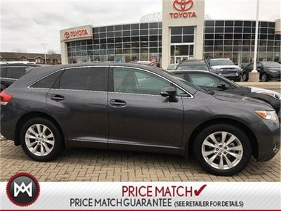 2015 Toyota Venza LEATHER,AWD,POWER DRIVER'S SEAT & LOTS MORE!