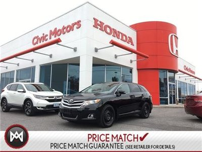 2016 Toyota Venza XLE - LOW KM'S, NAVIGATION, PANORAMIC SUNROOF