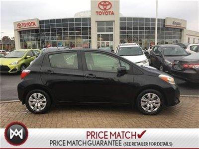 2012 Toyota Yaris KEY LESS ENTRY,& MORE!