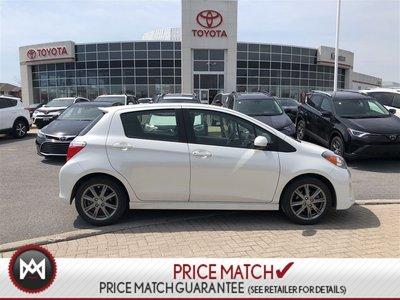 Toyota Yaris SE LOADED MODEL - LOW KM 2014