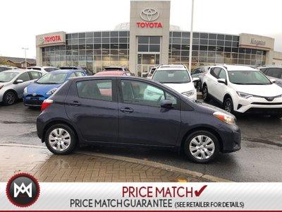 2014 Toyota Yaris KEYLESS,HEATED MIRRORS<POWER OPTIONS!
