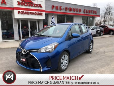 2016 Toyota Yaris LE* HATCHBACK* ONLY $56.71WEEKLY!!! LIKE NEW!