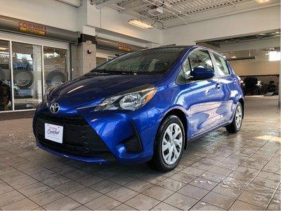 2018 Toyota Yaris Bluetooth,Keyless Entry & More!
