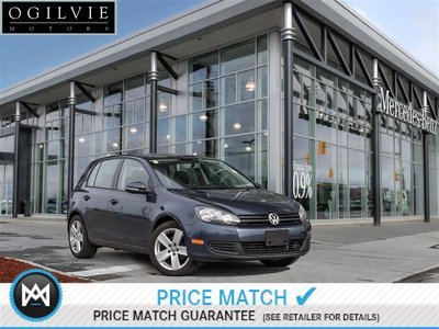 Volkswagen Golf Automatic Heated seats Power windows/locks 2012