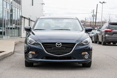 Mazda Mazda3 GT AUTO CUIR GPS 2015