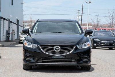 2016 Mazda Mazda6 GS GPS-NAVI