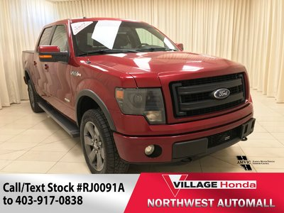 2013 Ford F-150 FX4  w/Ecoboost