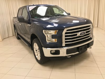 2016 Ford F-150 Supercrew XLT V8