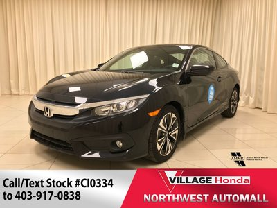 2018 Honda Civic Coupe CIVIC 2D L4 EXT CVT