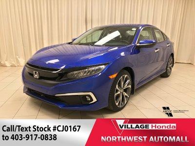 2019 Honda Civic CIVIC 4D TOURING CVT