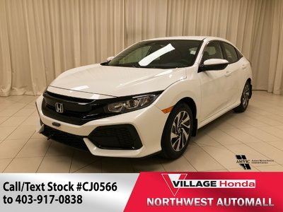 2019 Honda Civic CIVIC 5D LX MT
