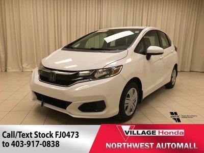 2019 Honda Fit FIT LX-HS CVT