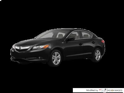 2014 Acura ILX Hybrid CVT