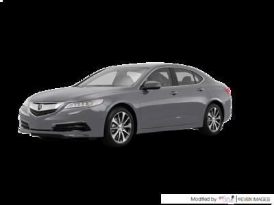 2017 Acura TLX 2.4L P-AWS
