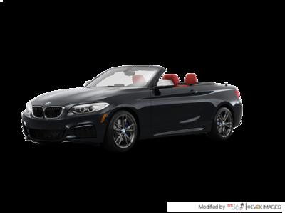 BMW M240i xDrive Cabriolet 2017