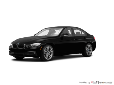 BMW 320i XDrive Sedan (8E57) 2017