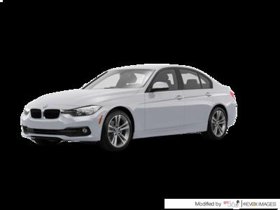 BMW 320i XDrive Sedan 2017