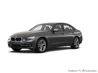 2017 BMW 330i XDrive Sedan