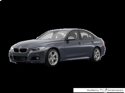 2017 BMW 340i XDrive Sedan