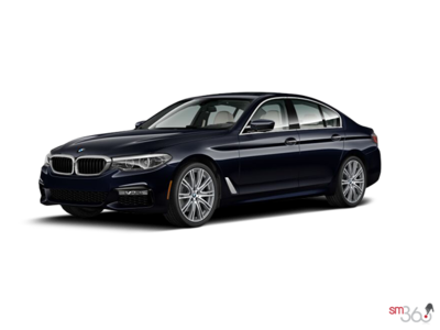 BMW 530I XDrive Sedan 2017
