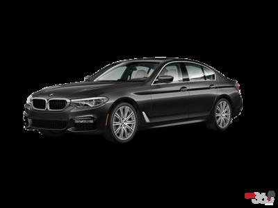BMW 540i XDrive Sedan 2017