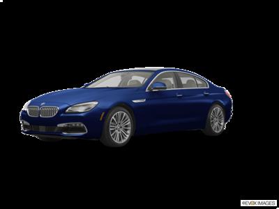 BMW 650i XDrive Gran Coupe 2018