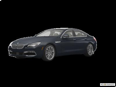 BMW 650i XDrive Gran Coupe 2017