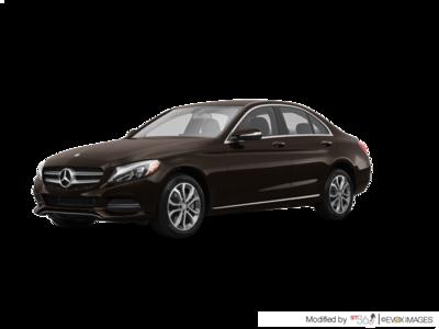 2017 Mercedes-Benz C300 4MATIC Sedan