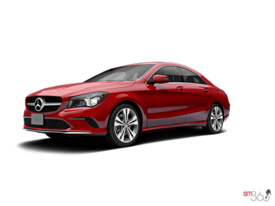 2017 Mercedes-Benz CLA250 4MATIC Coupe