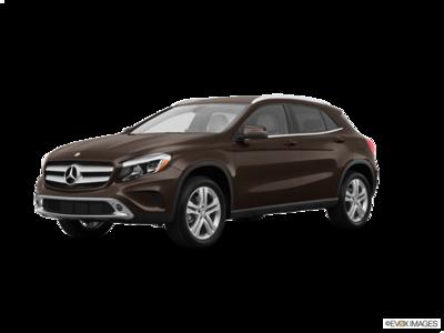 2017 Mercedes-Benz GLA250 SUV 4MATIC