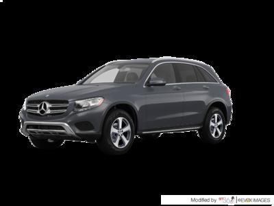 2017 Mercedes-Benz GLC300 4MATIC