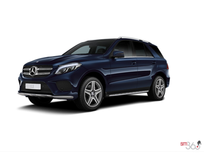 Mercedes-Benz GLE400 4MATIC SUV 2017