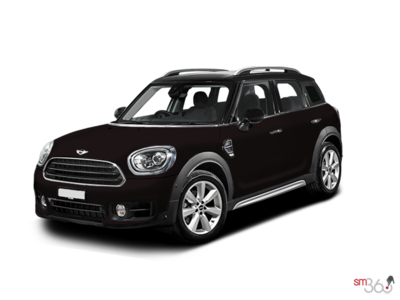 2017 MINI COOPER S Countryman ALL4 S