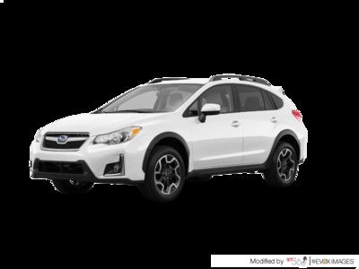 Subaru Crosstrek Sport Pkg CVT w/ Tech Pkg 2017
