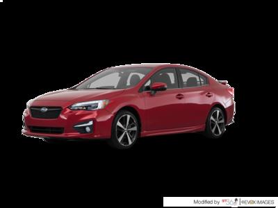 Subaru Impreza 4Dr Sport-Tech CVT w/ Tech 2017