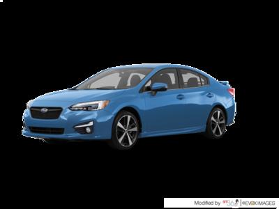 2017 Subaru Impreza 4Dr Sport-Tech CVT w/ Tech