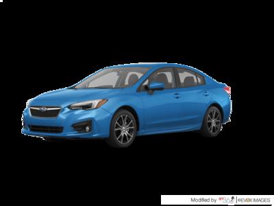 Subaru Impreza 4Dr Sport CVT 2017