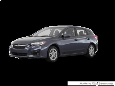2017 Subaru Impreza 5Dr Touring CVT
